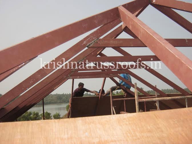 Krishna Engineering Works Truss Work Roofing Work